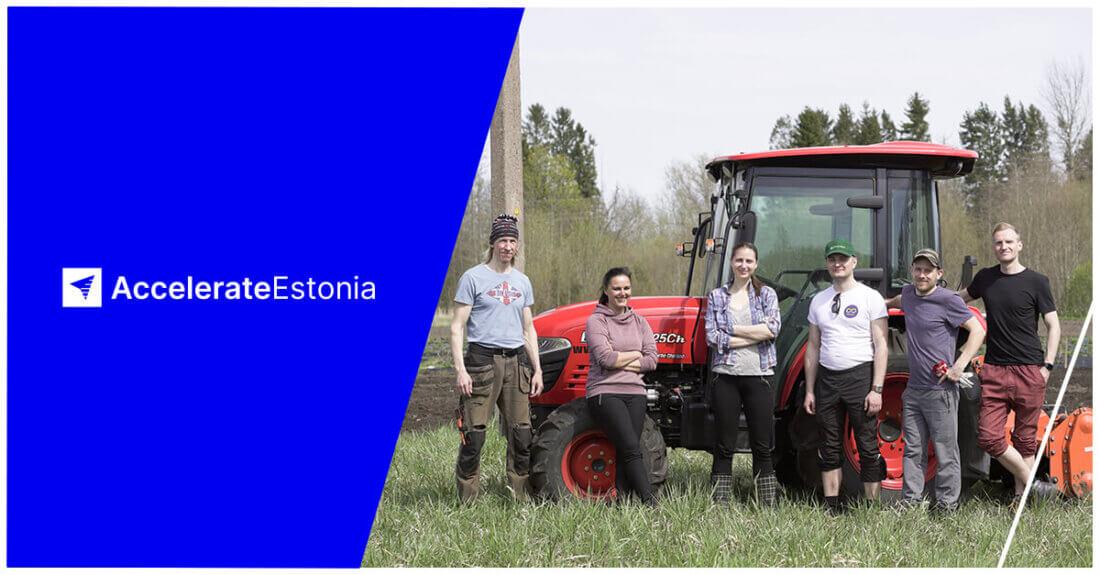 Accelerate Estonia ja Nutriloop projekt
